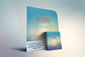 ATTRAP szórólaptartó Premier nyomda