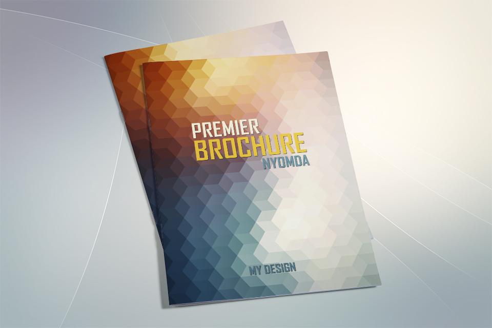 FÜZET Brosúra, magazin, prospektus, füzet, kiadvány, Premier Nyomda