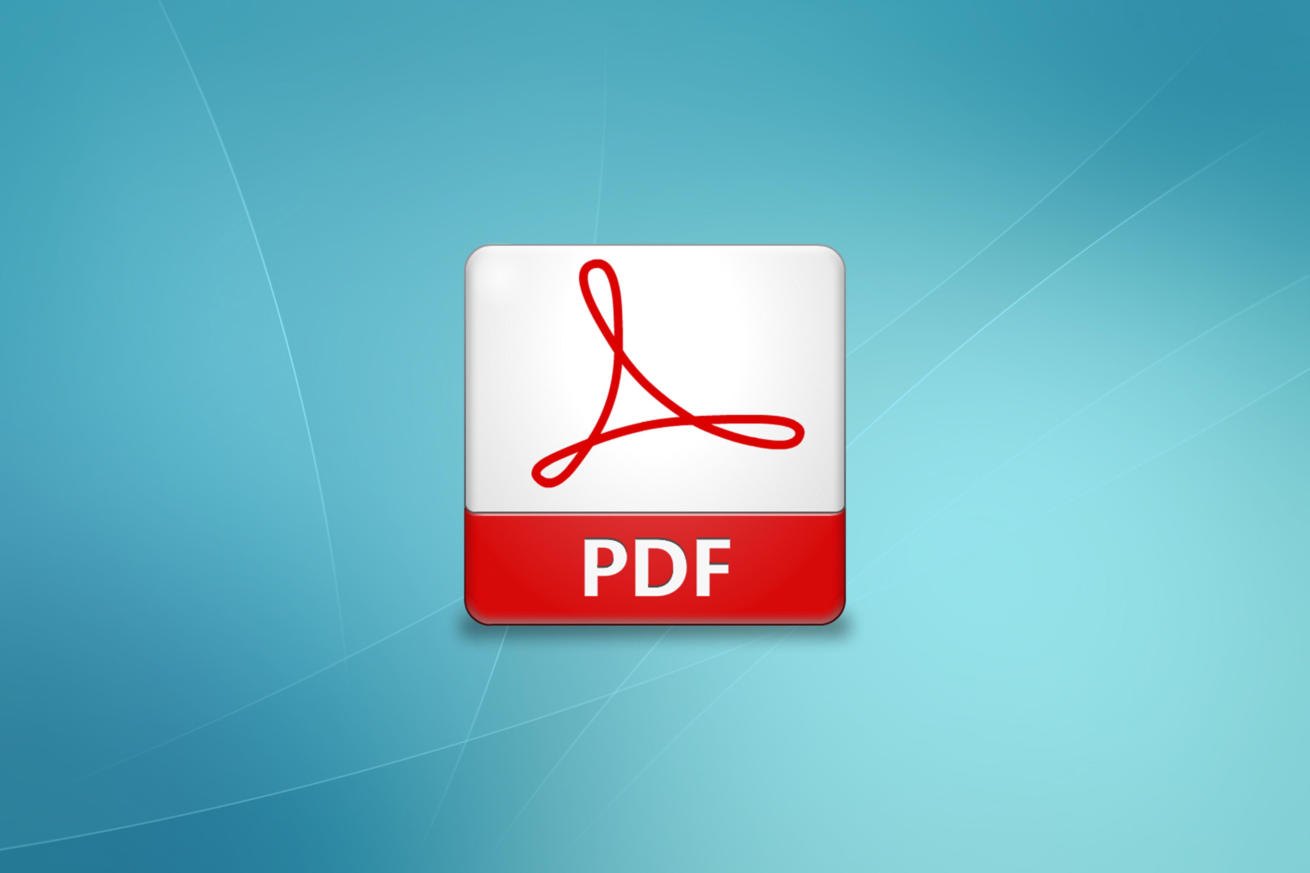 PDF írás
