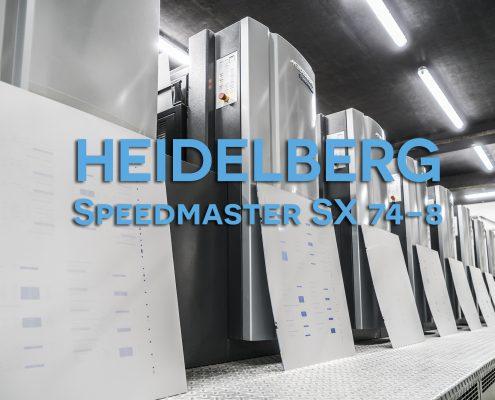 Heidelberg SX 74-8
