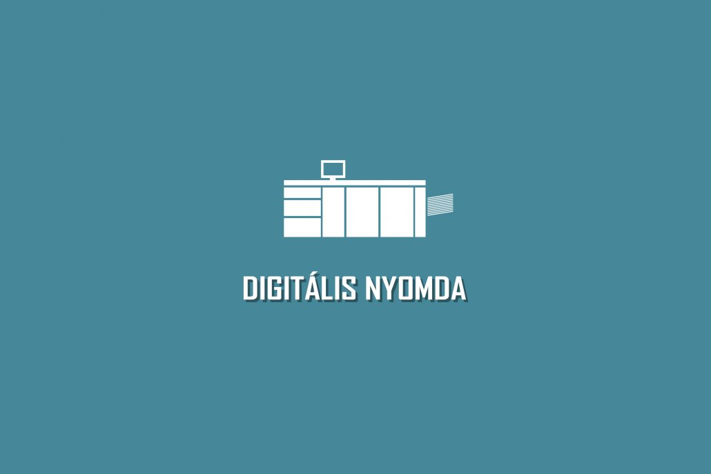 Digitális nyomda